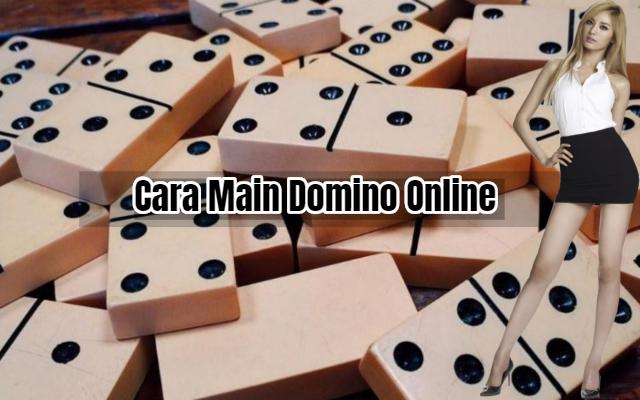 Cara Main Domino Online