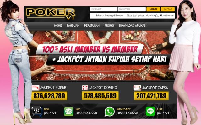 Situs Poker Online Paling Bagus dan Terpercaya di Indonesia